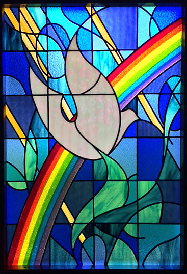 Church of Christ Science Stained Glass Windows 2
