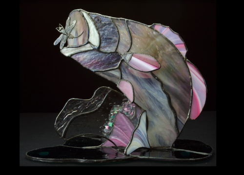 3-dimensional-stained-glass-fish-1