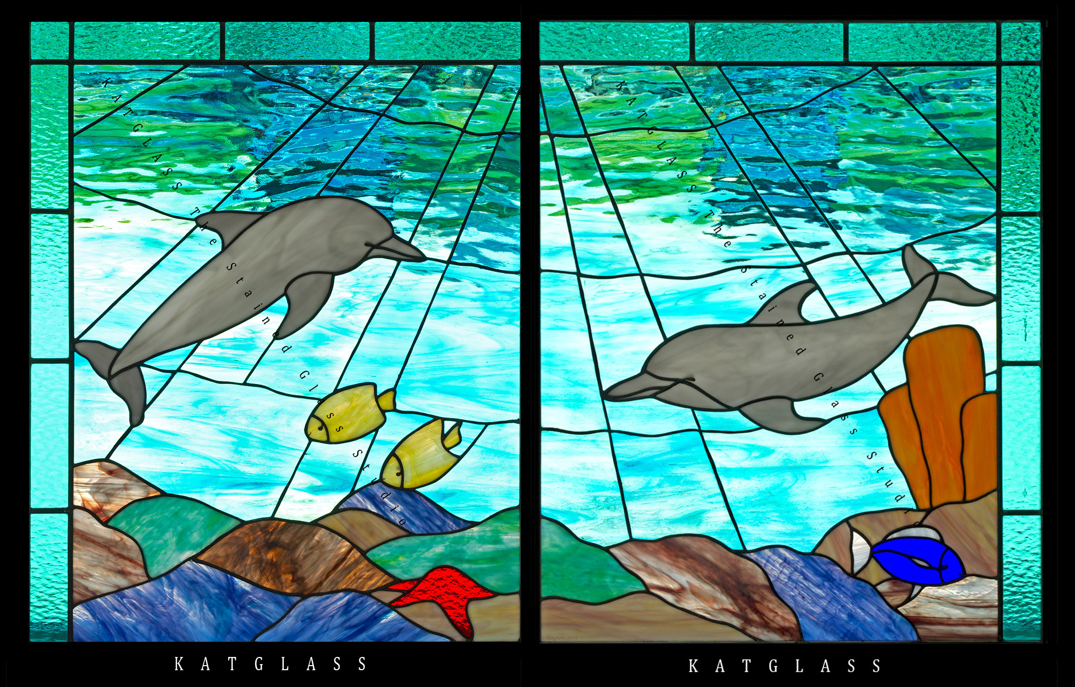 Dolphine-panels-left-right