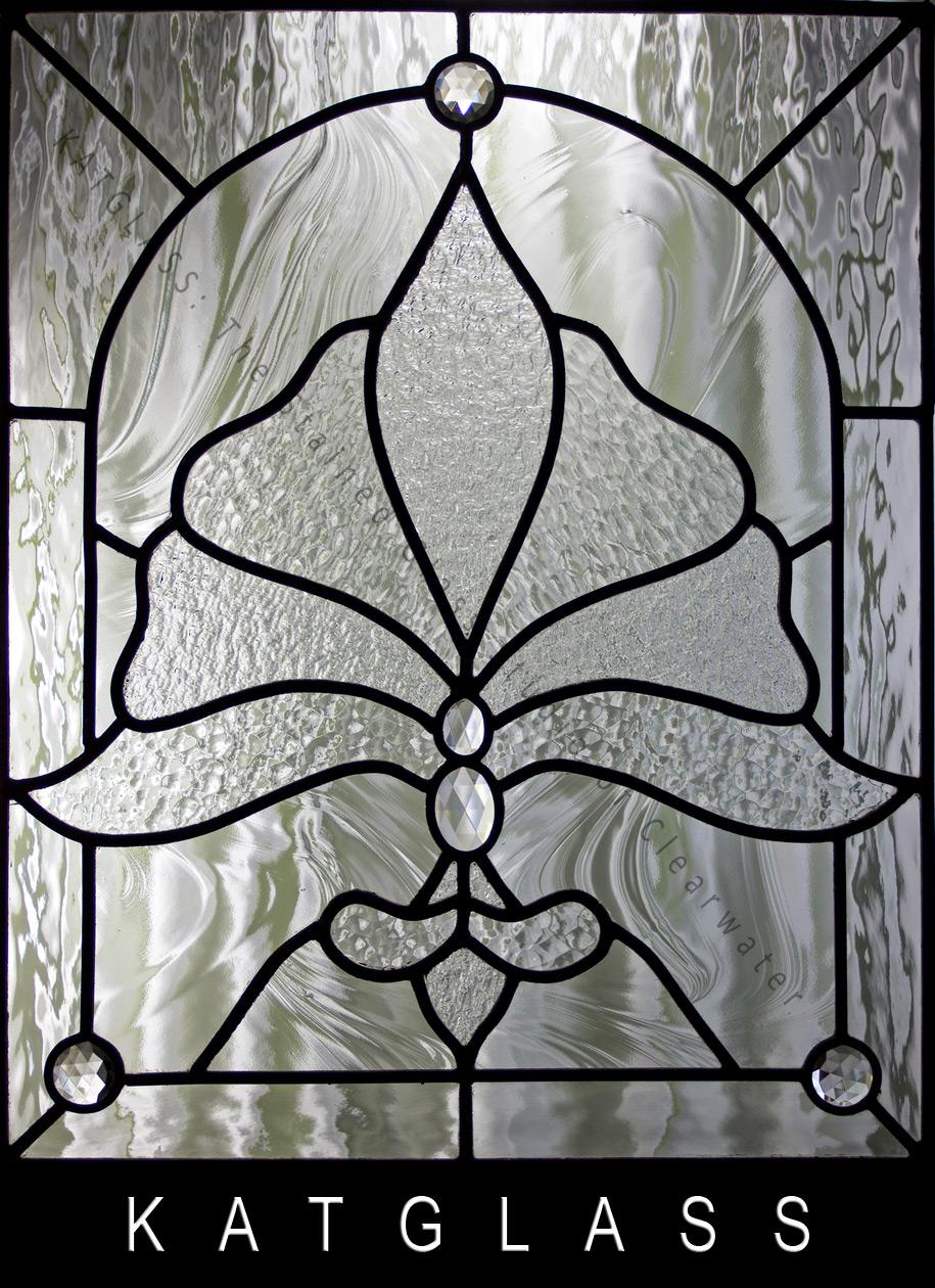 Clear-Window-Panel-water