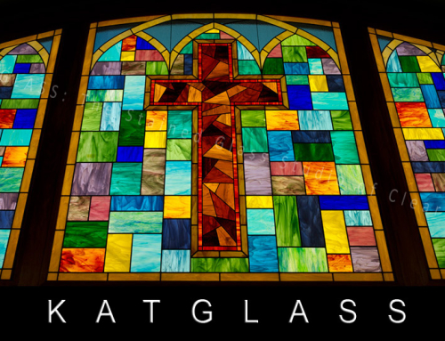 Grace Christian Fellowship Church Stained Glass Window