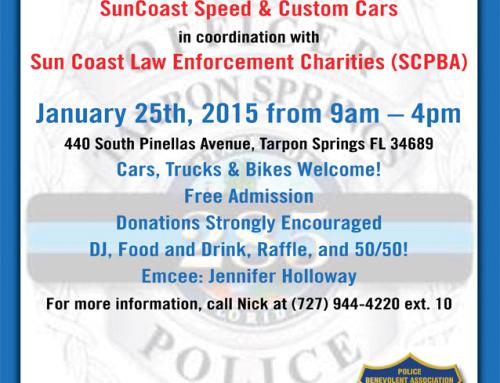 Benefit Fundraiser for the family of Officer Kondek