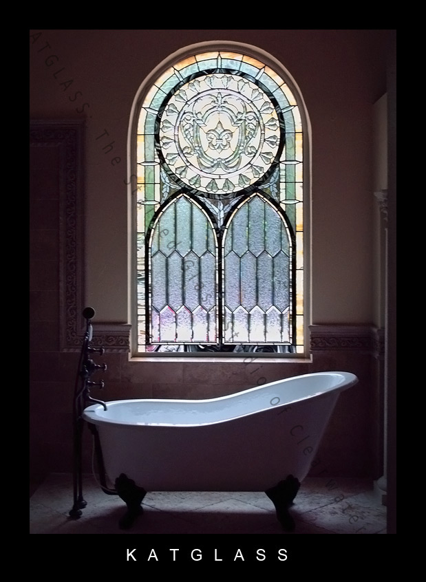 Stained-Glass-Bathroom-Window-water