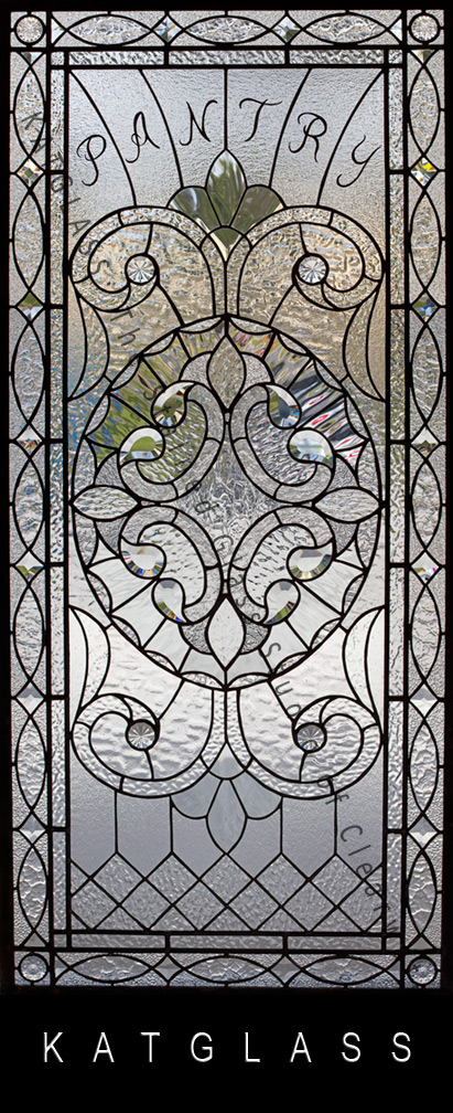 Stained-Glass-Pantry-Door-Design-water
