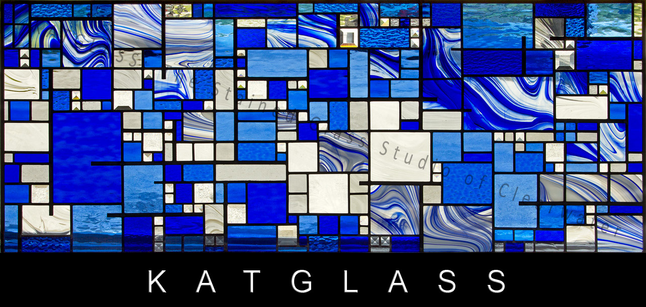 Image of: Contemporary Stained Glass Window Tampa Florida