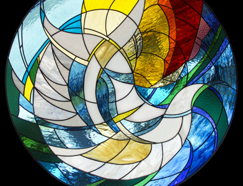Metropolitan Ministries Chapel of Hope Stained Glass Window