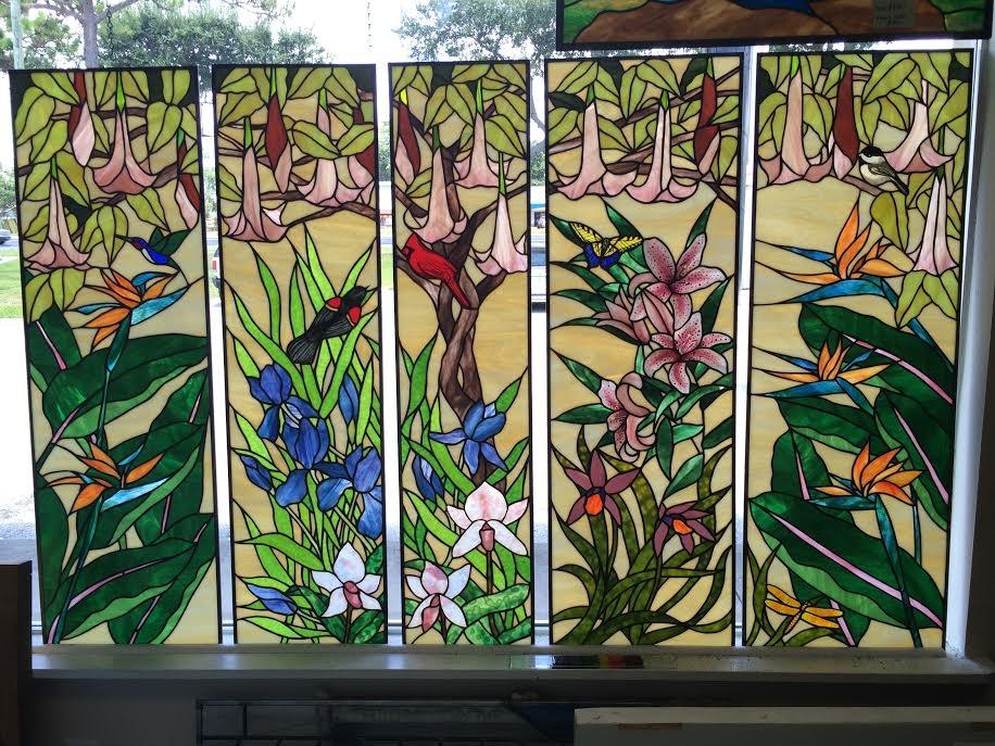 5 Panel Series