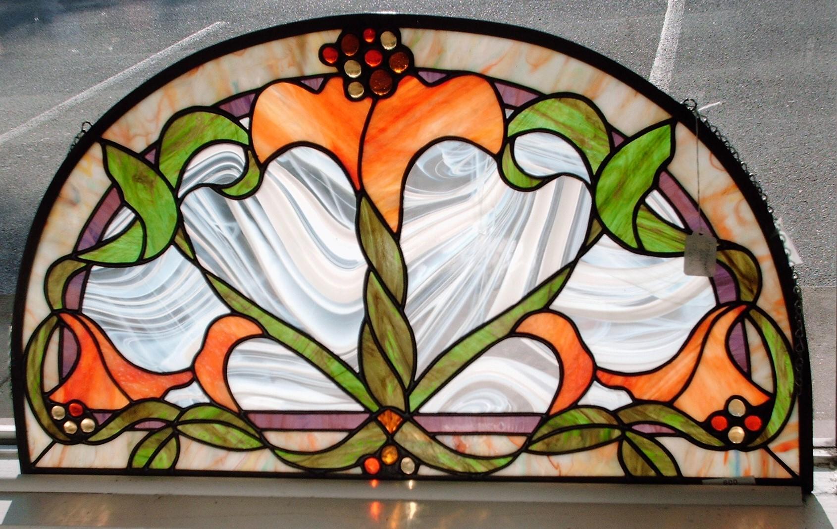Art Nouveau Arch